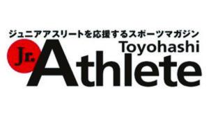 Jr.athlete toyohashiのロゴ